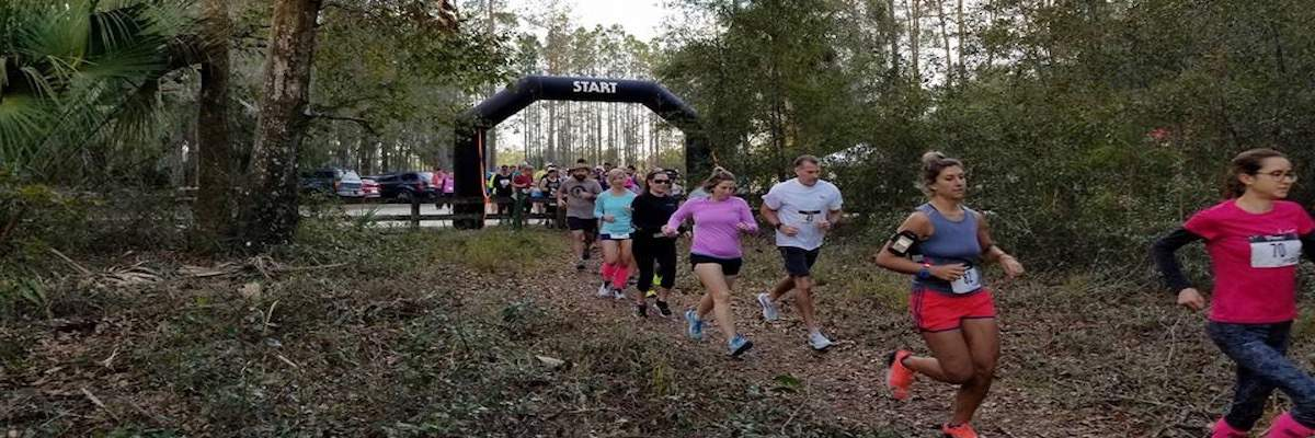 Seminole State Forest  -- Run for the Woods Banner Image