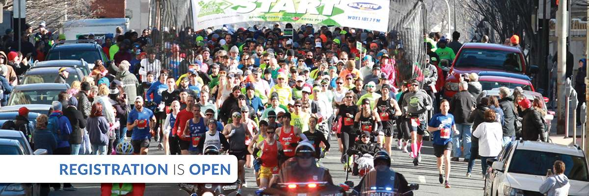Caesar Rodney Half Marathon, Relay & 5K Banner Image