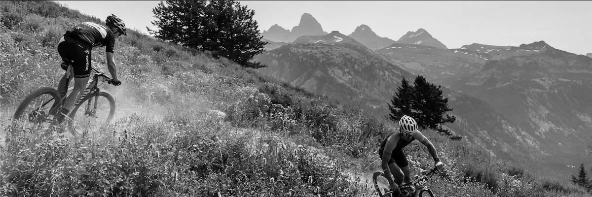 Pierre's Hole 50/100 Mountain Bike Race Banner Image