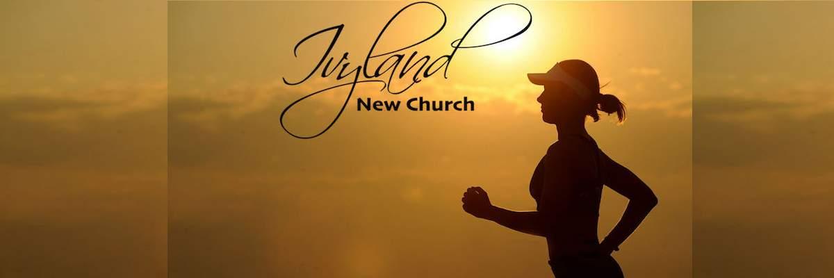 Ivyland New Church 5K Trail Run/2K Walk Banner Image