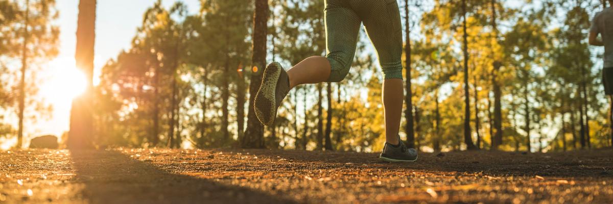 Run Anywhere: Fleet Feet / Saucony Trail Run Banner Image