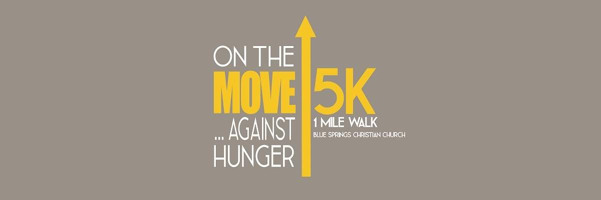 On the Move…Against Hunger Banner Image