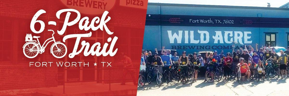 6-Pack Trail | Fort Worth | September 21, 2019 Banner Image
