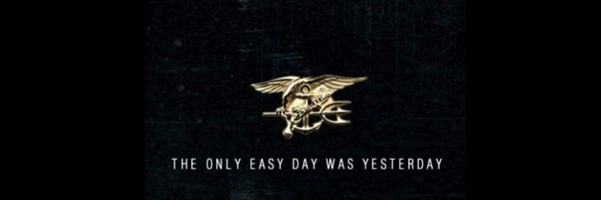 """SCPO (SEAL) Kyle Milliken """"The Only Easy Day"""" 5K/10K Banner Image"""