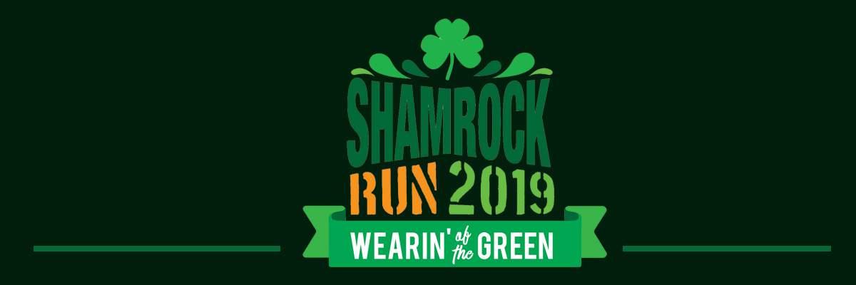 The Wearin' of the Green 5K Shamrock Run Banner Image
