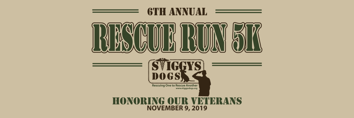 6th Annual RACERS Rescue Run 5K Banner Image