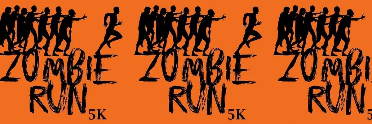 Caddo Magnet High School - Zombie Run Banner Image