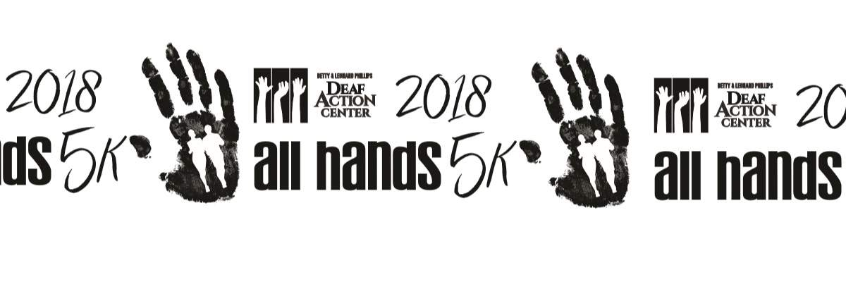 All Hands 5k Banner Image