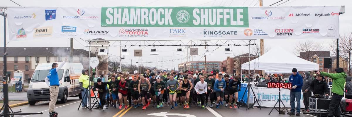 The Shamrock Shuffle Banner Image