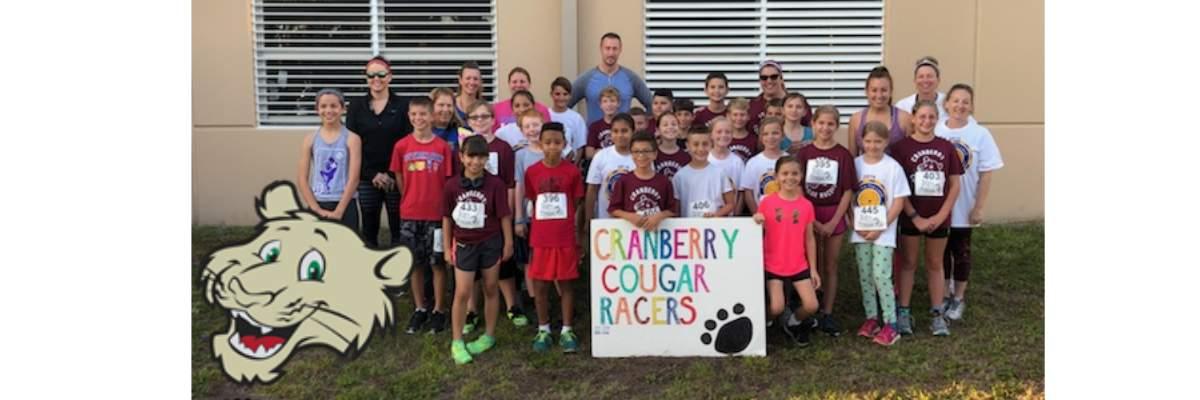 Cranberry Cougars 5k Banner Image
