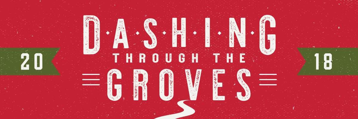 Dashing Through The Groves Banner Image