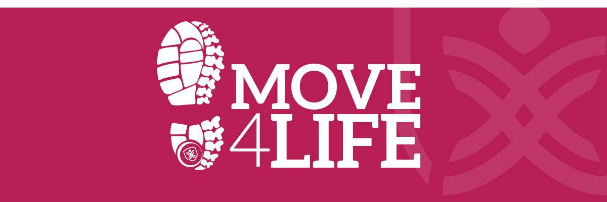 CUKC Chiropractic Health Center Move for Life 5K Banner Image