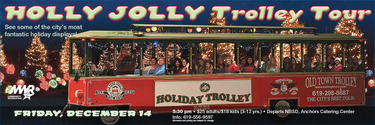 Holly Jolly Tour Banner Image