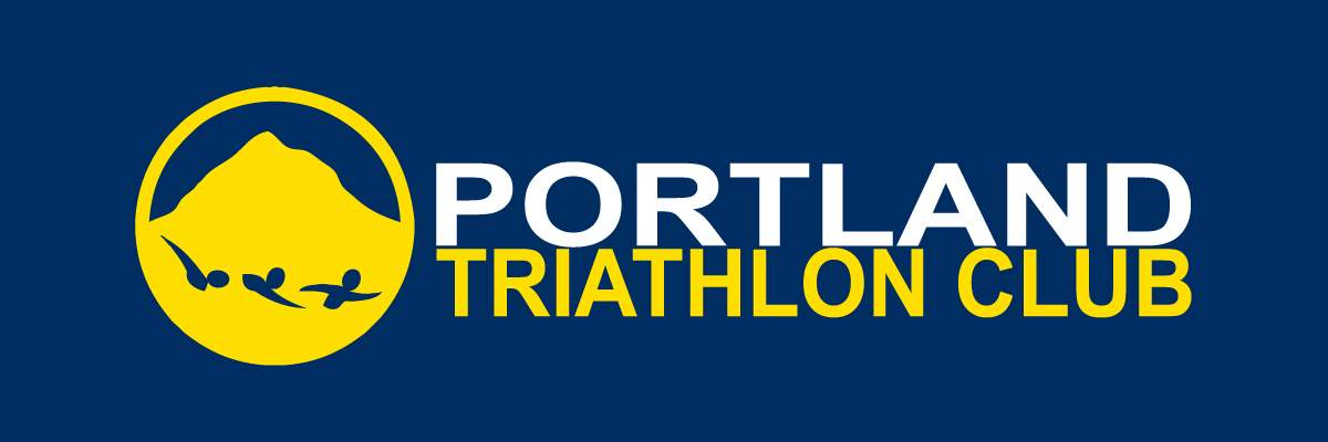 Portland Triathlon Club Mock Triathlon Banner Image