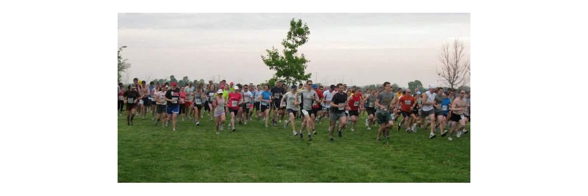 Buffalo Trace Trail Race Banner Image