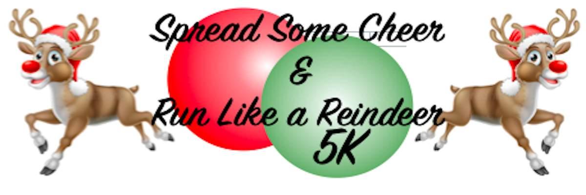 Reindeer 5K Banner Image