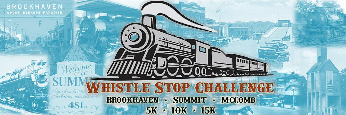 Whistle Stop Challenge Banner Image