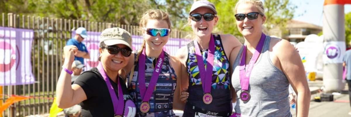 Mighty Mujer Triathlon - MIAMI Banner Image