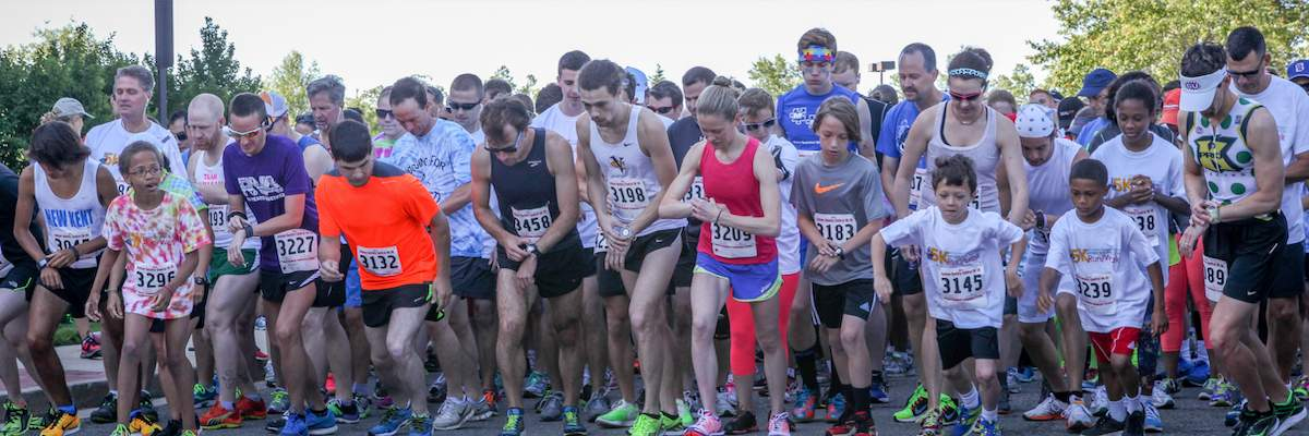 Autism Society Central Virginia 5K & Family Fun Day Banner Image