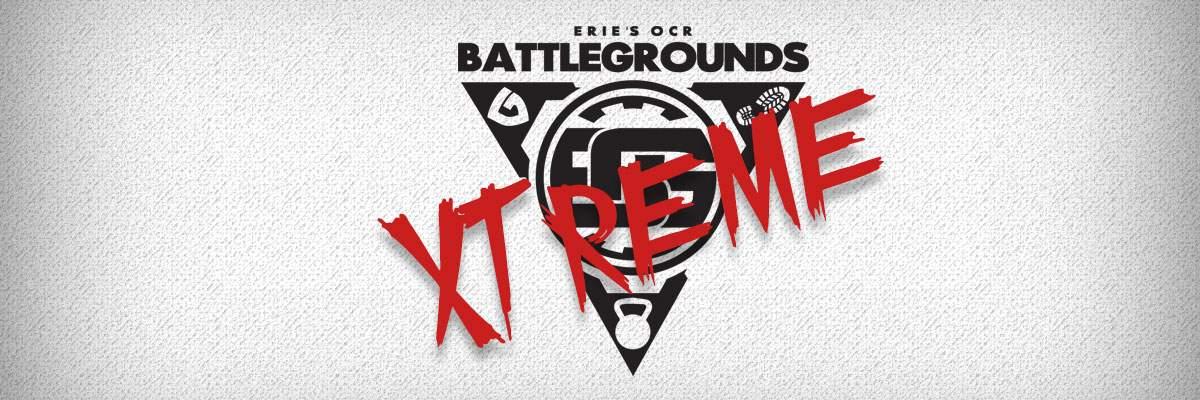 Erie's OCR Battlegrounds Xtreme Banner Image