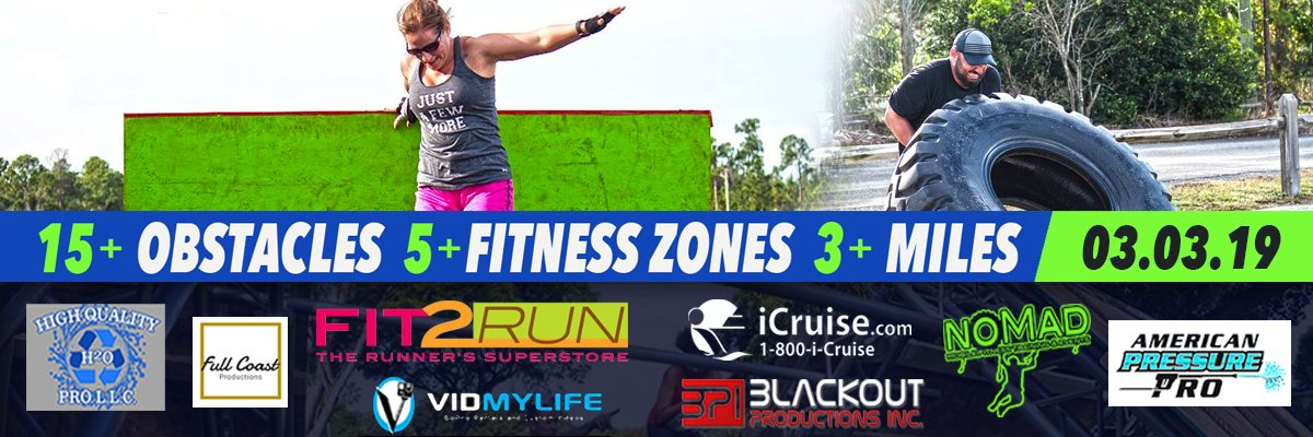 NATIVE-X Obstacle Fitness Race Banner Image