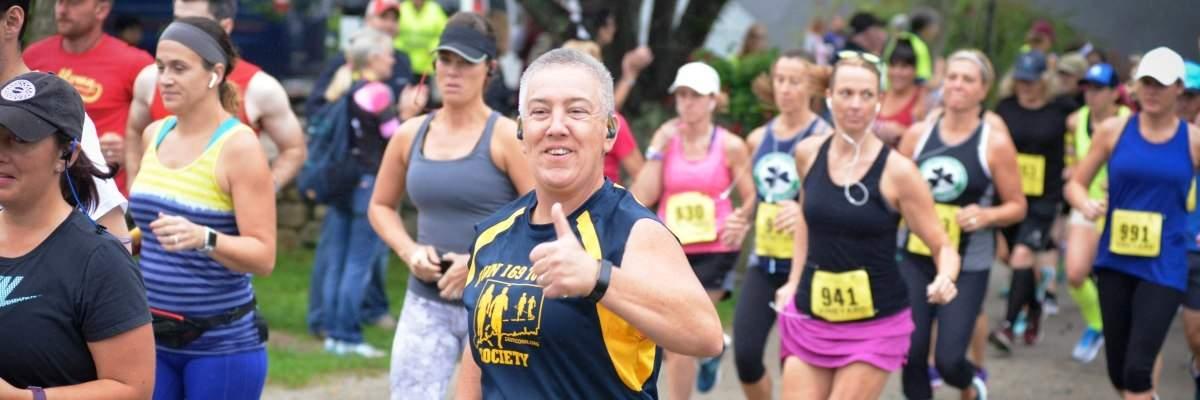 Aegis Wealth Partners Vineyard Half Marathon & 10K Banner Image