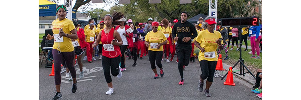 3rd Annual Reds On The Run 5K Banner Image