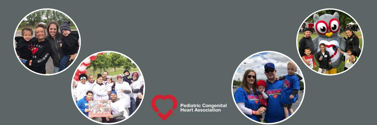 7th Annual PCHA -Illinois Conquering Congenital Heart Disease Walk/Run Banner Image