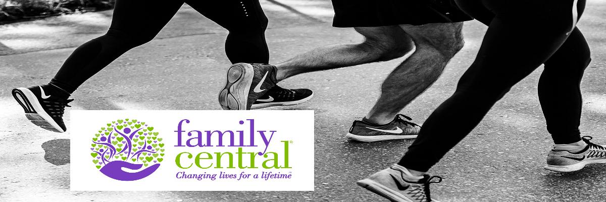 Family Central Run/Walk 5K Banner Image