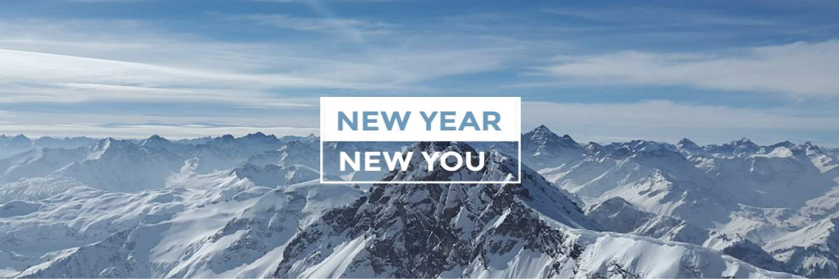 New Year - New You Right Foot Left Foot Banner Image