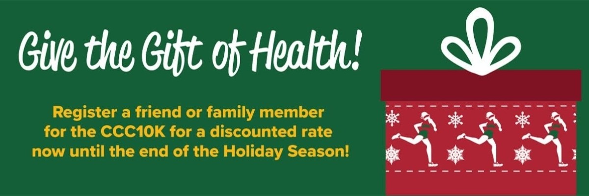 Gift of Health: Crescent City Classic 10K Gift Certificate Banner Image
