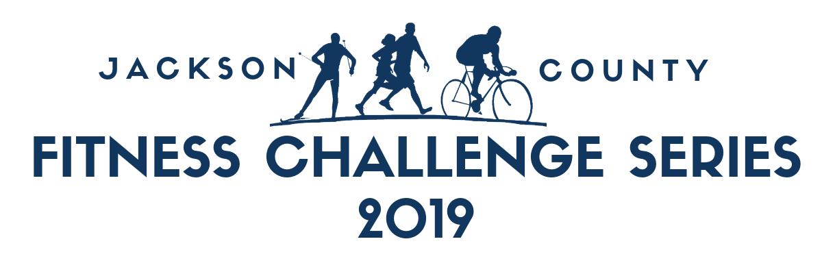 2019 Jackson County Fitness Challenge Series Banner Image