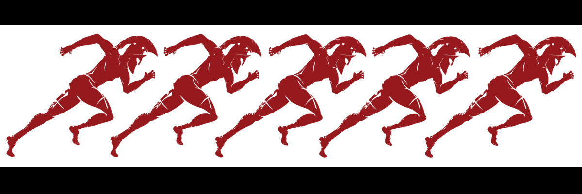 Trojan Trek 5K Trail Race & 1 Mile Fun Run Banner Image