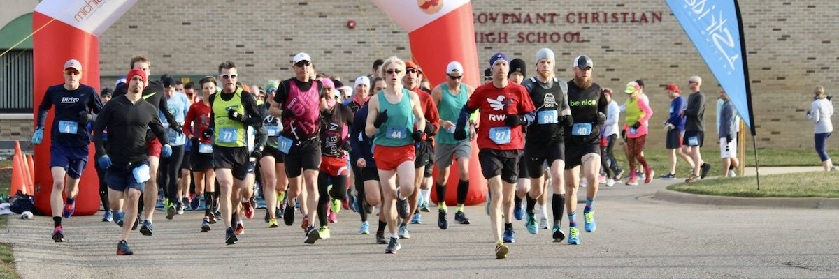 Striders Classic 5K & 10 Miler Banner Image
