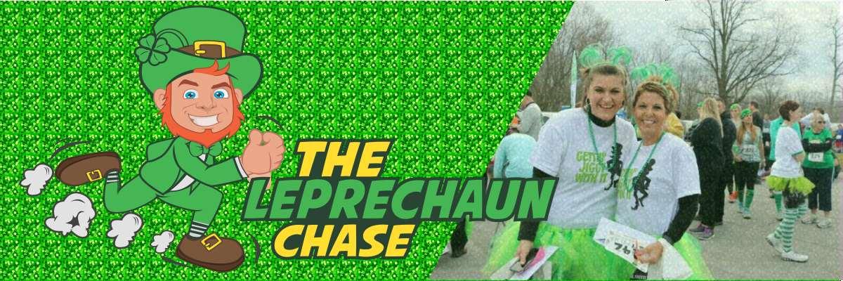 Leprechaun Chase Banner Image