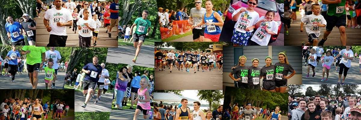 The 39th Annual Swamp Rat Runs Banner Image
