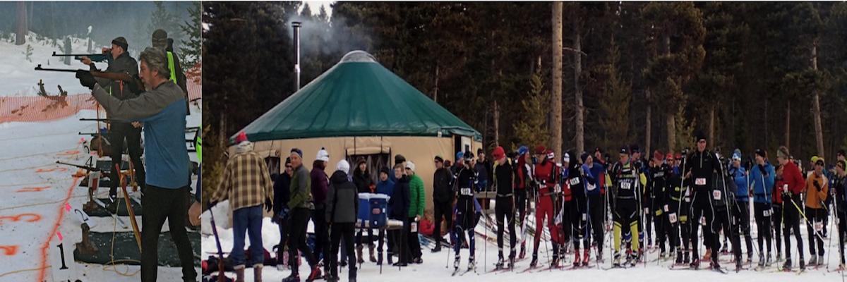 Seeley Lake Biathlon Banner Image