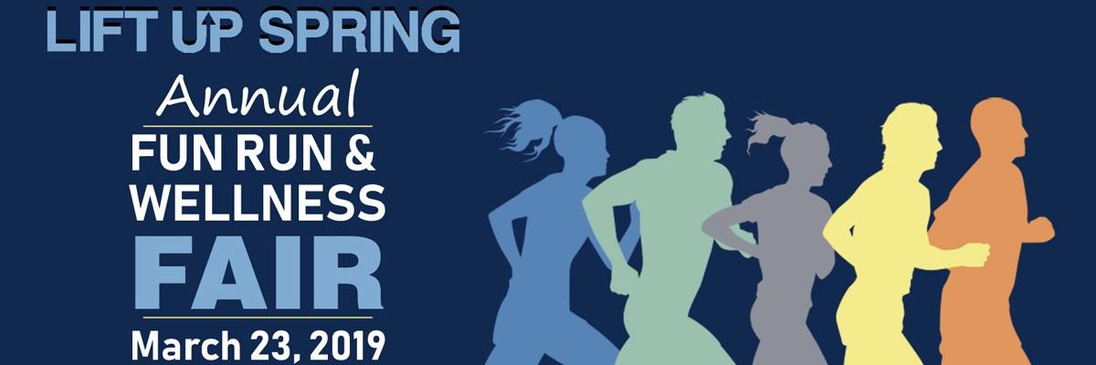 Spring ISD Fun Run and Wellness Fair Banner Image