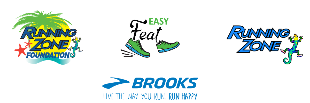 Running Zone Foundation's Easy Feat Training Program Banner Image