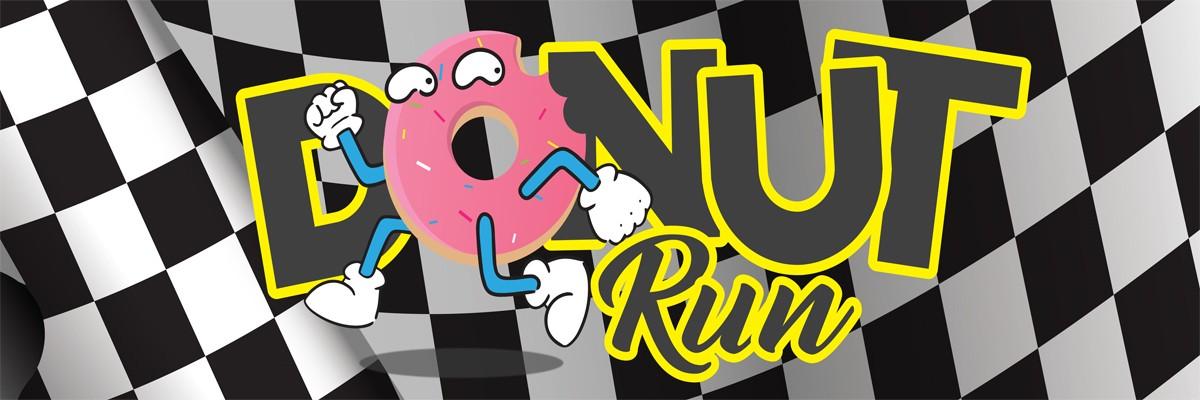 Bakersfield Donut Run Banner Image