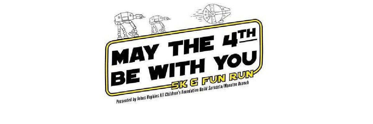 May the 4th Be With You Banner Image