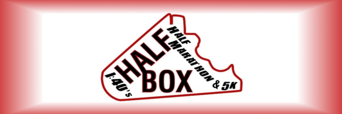 I:40's HalfBox Half Marathon & 5k Banner Image