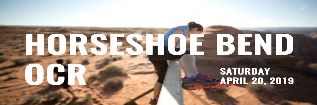Horseshoe Bend Obstacle Course Race Banner Image