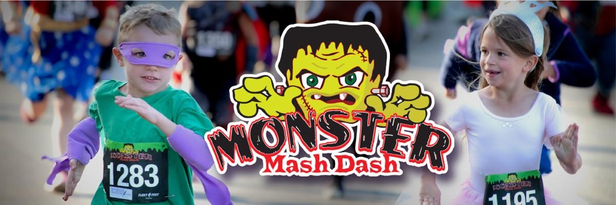 Bakersfield Monster Mash Dash Banner Image