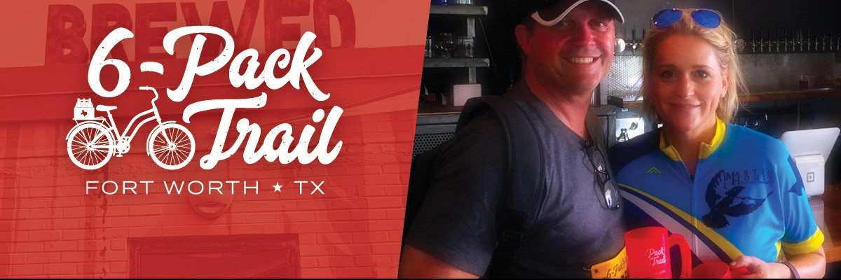 6-Pack Trail | Fort Worth | May 18, 2019 Banner Image