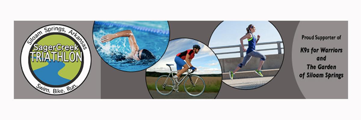Sager Creek Triathlon Banner Image