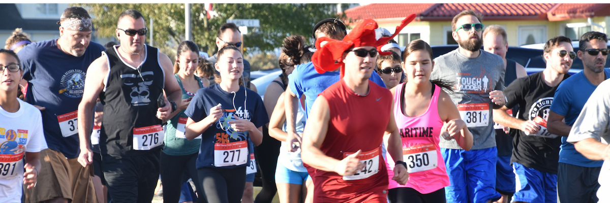 5th ANNUAL FESTIVAL OF THE SEA 5K Banner Image