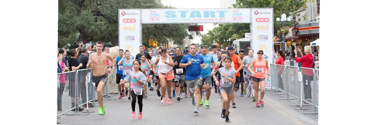 11th Annual City Manager's 5K Walk & Run Banner Image