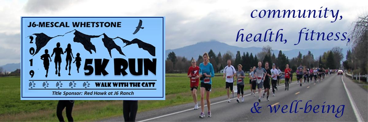 Whetstone 5k Run/Walk With The CATT Banner Image