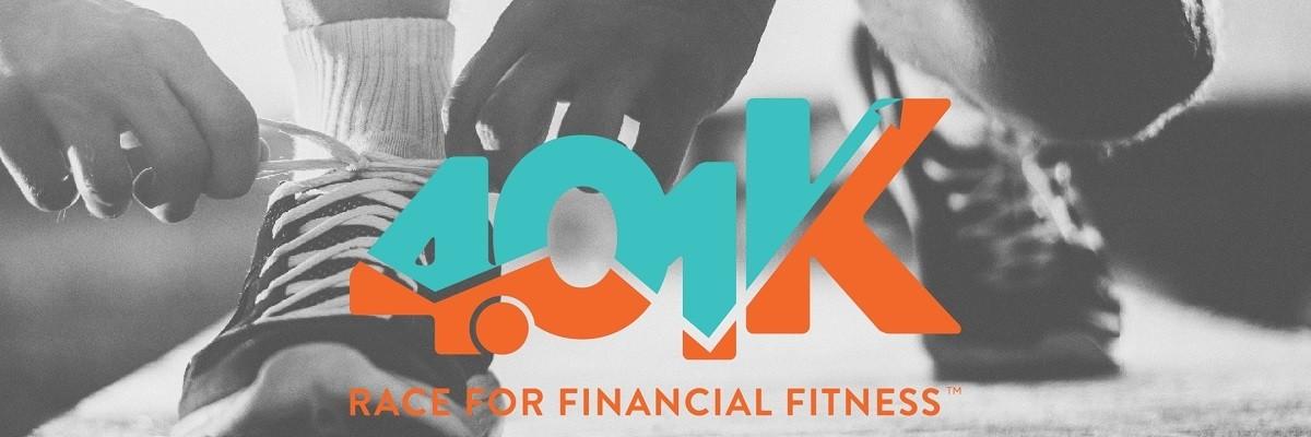 401K Race for Financial Fitness Banner Image